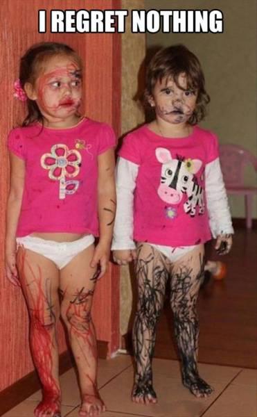 Oh Those Crazy Kids