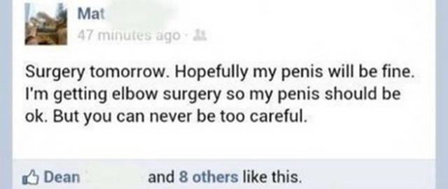 Some Of The Best Facebook Wins And Fails For Your Entertainment