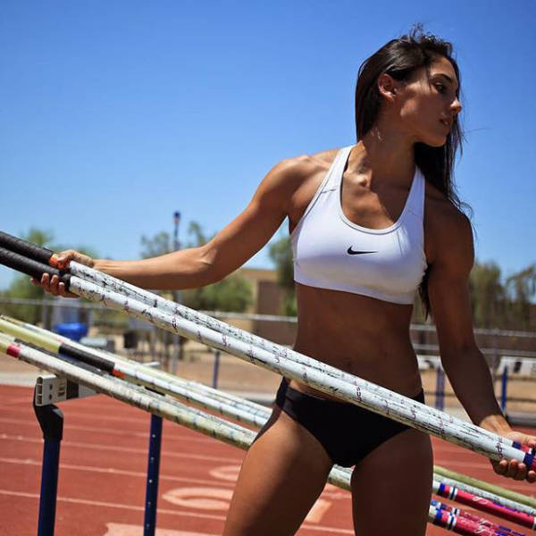 The Hottest American Athlete
