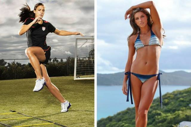 These Beautiful Women Are One Helluva Reason To Watch The Olympics