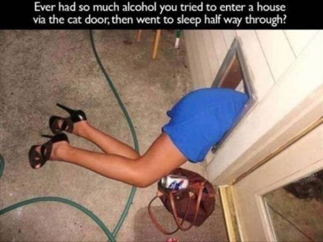 When Girls Fail, They Do It In A Hilarious Way