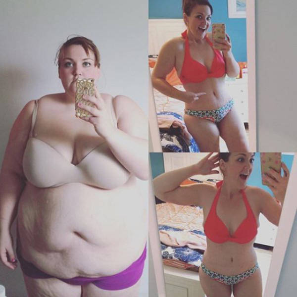 Inspirational Body Transformations To Keep Your Motivation Flying High