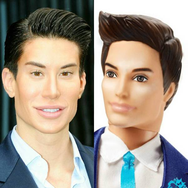 Real-Life Ken And Barbie Couple Highly Addicted To Surgery