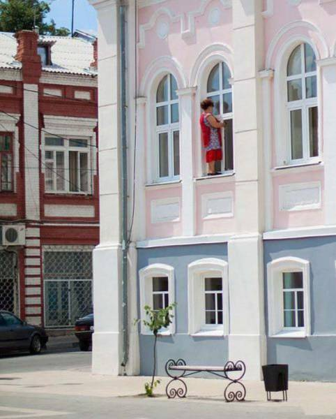 Russia: The Motherland Of The Weird And The 'WTF'
