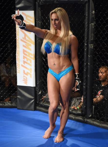 Feast Your Eyes On Lingerie Fighting Championships