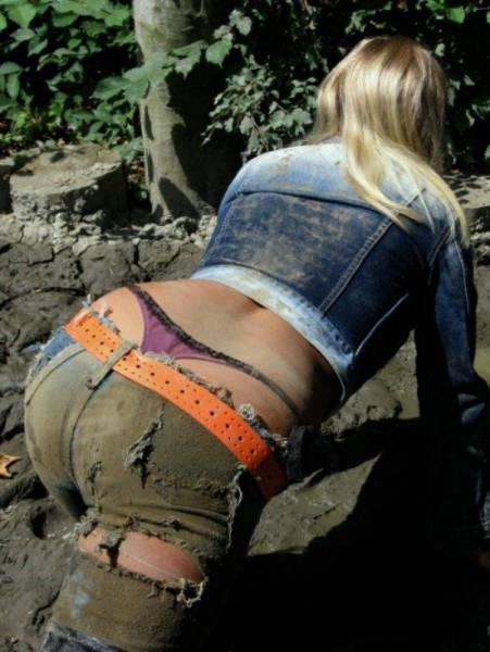 Babes Covered In Dirt Will Keep You Up All Night