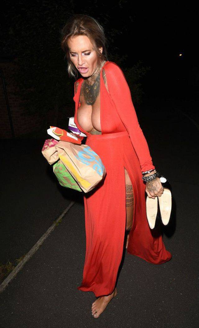 Star Of British Reality Show Is Going Home From A Party
