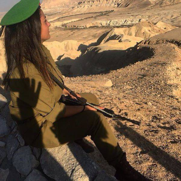 There Are Some Seriously Beautiful Girls In The Israeli Defense Forces