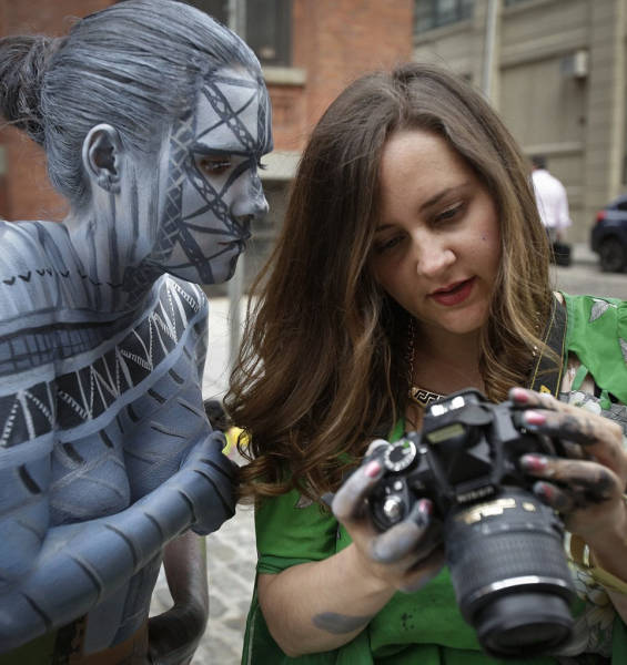 The Artwork Of This Body Painter Will Blow You Away