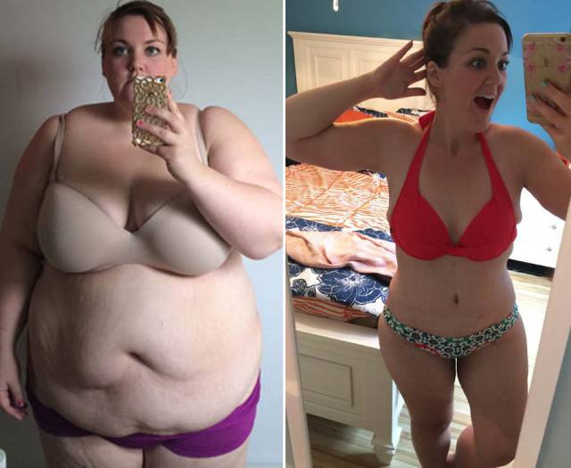 Insane Body Transformations And Weight Loss Success Stories