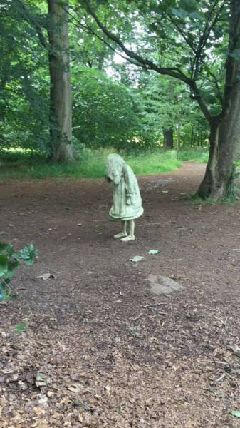 Creepy Pictures That Are Worst Than Any Nightmares