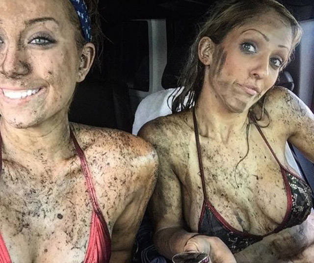 Girls Covered With Mud Are The Best Kind Of Dirty
