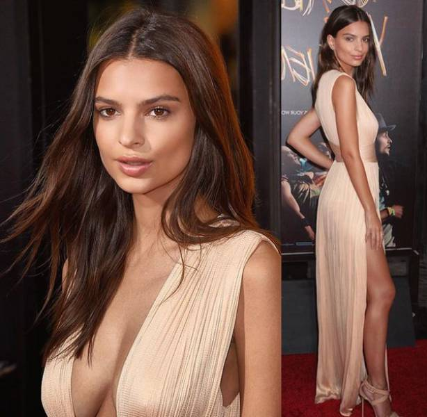 Emily Ratajkowski Can Be Considered As The Hottest Woman On Earth Hands Down