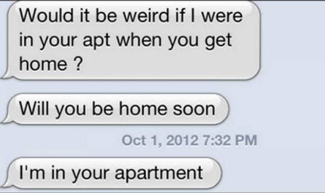 Some Of The Creepiest Texts People Have Ever Received