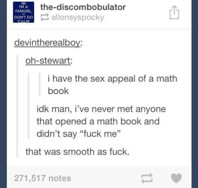 Why You Should Never Take Advice About Sex On Tumblr
