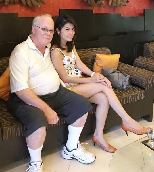 Buddhism Helped An Ex-Porn Star From Thailand Find A 70-Year-Old Millionaire Husband
