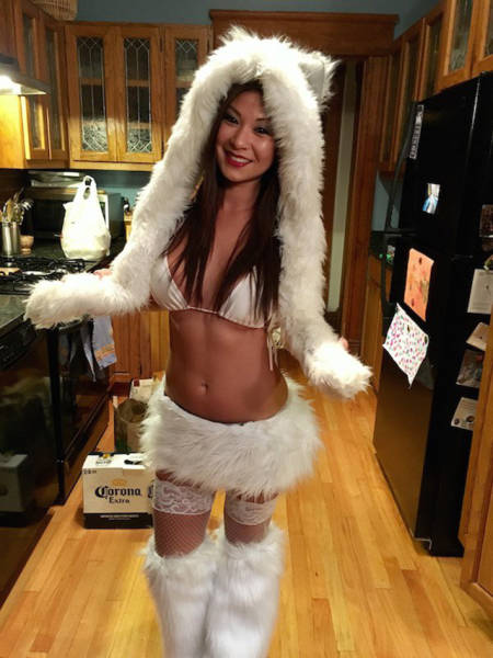 The Best Part Of Halloween Is Sexy Costumes Obviously