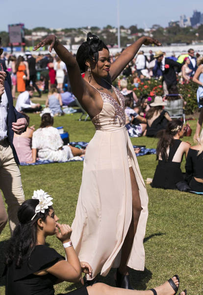 All The Crazy And Wild Things That Happened During Melbourne Cup Day