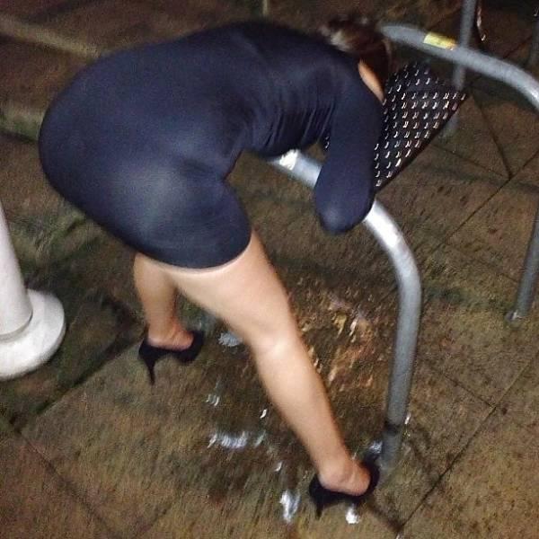 General Behavior In Almost Any Nightclub