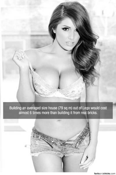 Facts Put Together With Sexy Pics Of Hot Babes Is The Best Way To Present Information