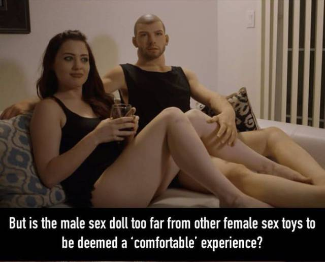 Women Share Their Experiences With Male Sex Dolls