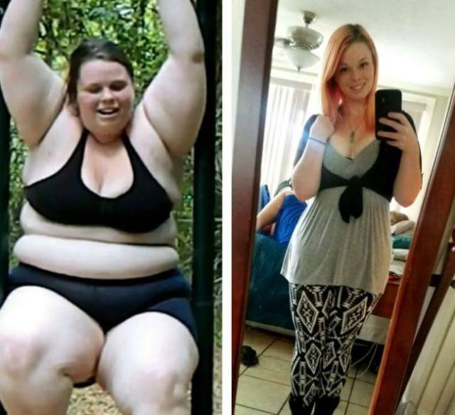 That's How A Real Weight Loss Looks Like
