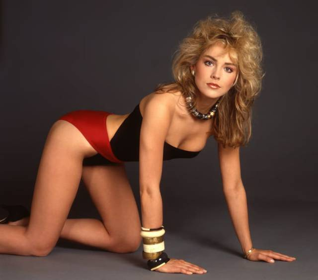 The Sides Of Sharon Stone You Never Knew Before